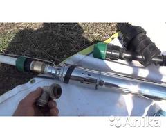 Замена скважинных погружных насосов