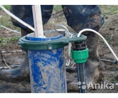 Монтаж водяных насосов