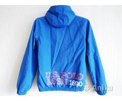 Куртка ветровка подростковая U.S. POLO ASSN