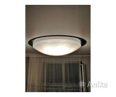 Светильник люстра OSRAM новый,лампа 70 см,пульт