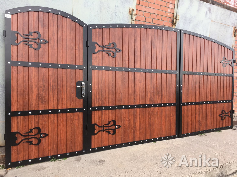 Кованые ворота и калитки - 6