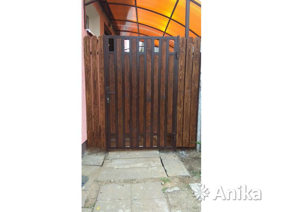 Кованые ворота и калитки - 10