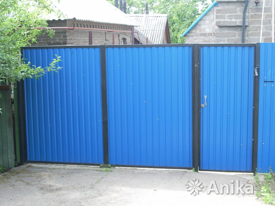 Кованые ворота и калитки - 11