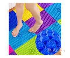 Модульный коврик-массажер для ног