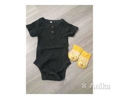 Боди для малышей и носочки