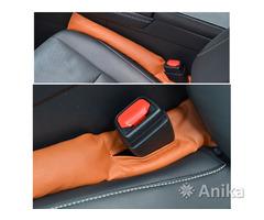 Заполнители зазоров между автомобильными сидениями