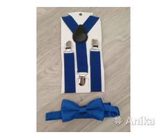 Детский комплект с галстуком-бабочкой