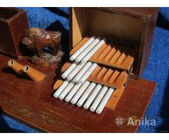 Сигаретница СССР. Дерево