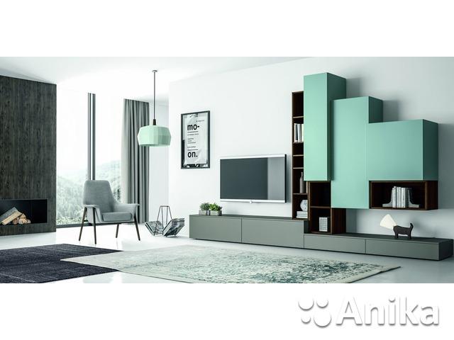 Мебель для гостиной, стенки, горки на заказ. - 2/9