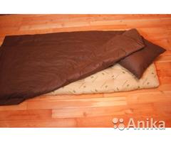 Матрац, подушка, одеяло. Доставка бесплатно