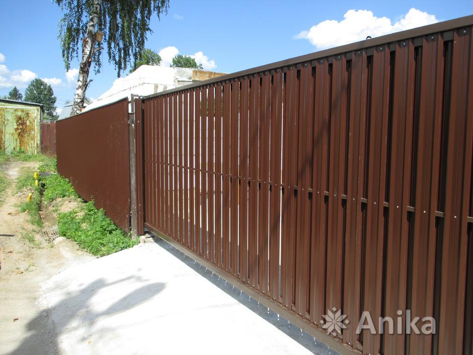 Забор, ворота, калитка. Изготовление и монтаж - 3