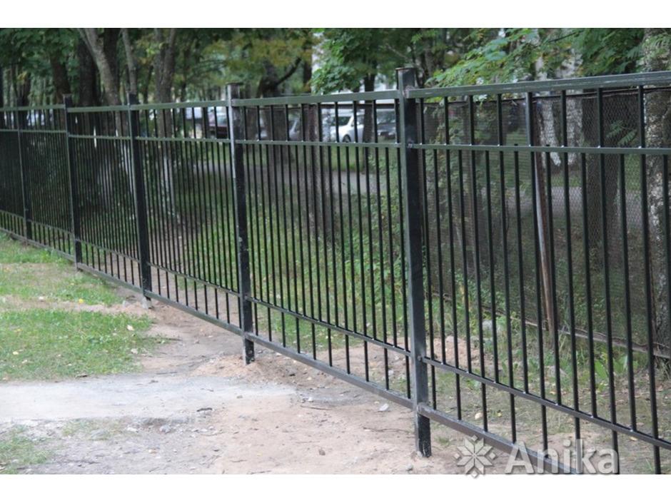 Забор, ворота, калитка. Изготовление и монтаж - 5
