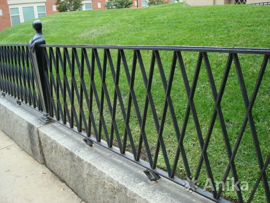 Забор, ворота, калитка. Изготовление и монтаж - 7