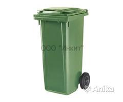 Мусорный контейнер ese 120 л зеленый (Германия).