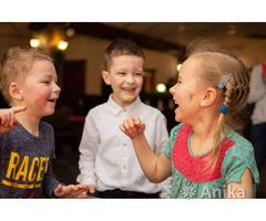 Организация детского праздника, дня рождения