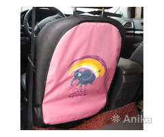 Автомобильный противогрязный коврик для детей