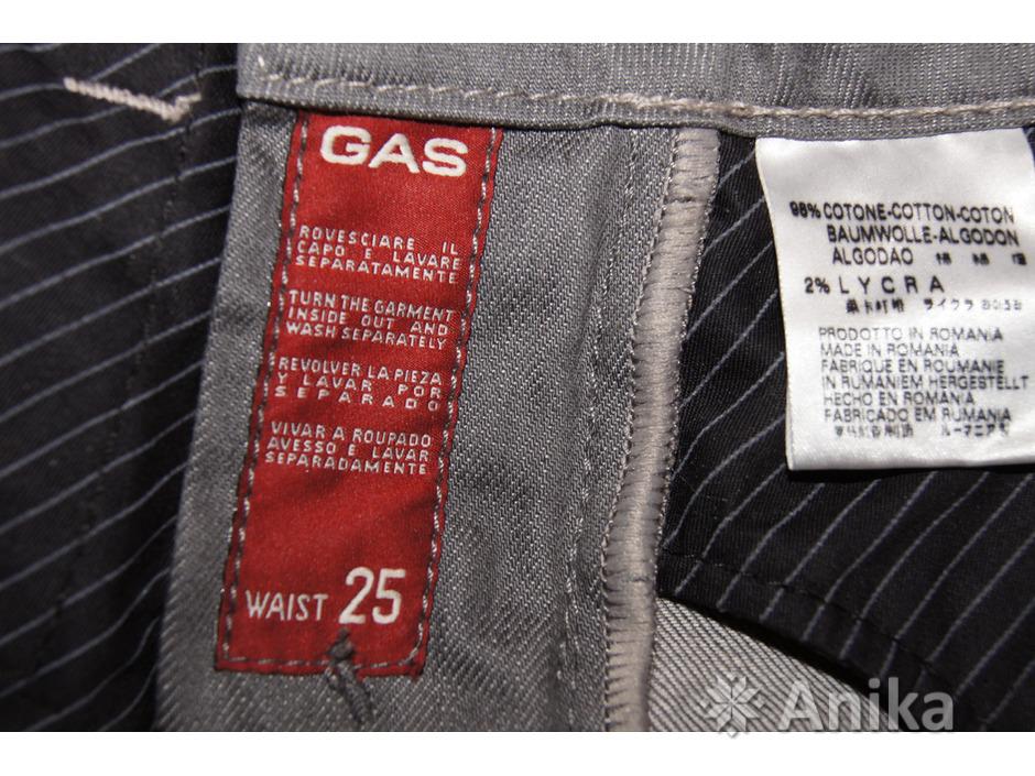 Фирменные джинсы GAS - 6