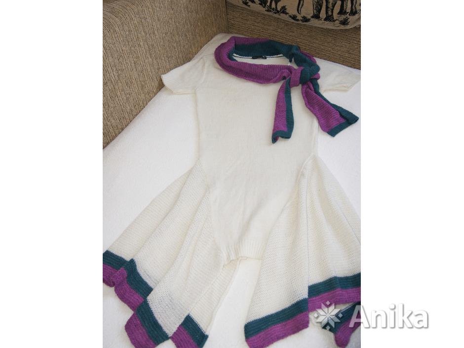 Оригинальная туника-платье - 1