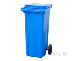 Контейнер для мусора синий