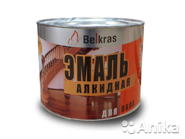 Краска эмаль для пола ПФ-266 «Белкрас» - 1/1