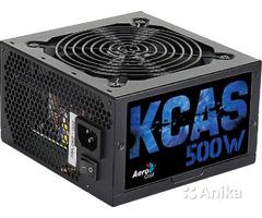 Блок питания Aerocool 500W(KCAS-500W)