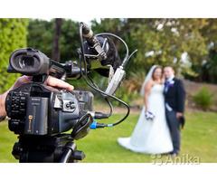 Профессиональный  видео оператор и фотограф