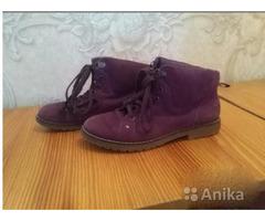 Ботинки Марко размер 35