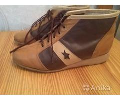 Ботинки 35 размер