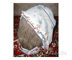 Всё для конкурсов на свадьбах-шапочка, слюнявчик