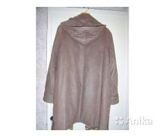 Куртка с капюшоном и подстежкой на замке, р50-52