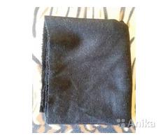 Ткань-утеплитель черная  из СССР, новый