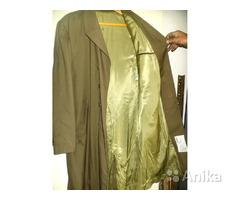 Пальто офицерское из СССР, новое,р52-4
