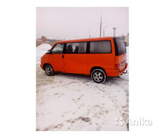 Автомобиль Volkswagen Transporter T4
