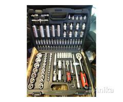 Набор инструментов BOXER на 108 предметов