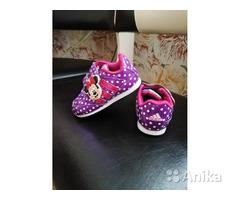 Фирменные кроссовочки Adidas на модницу