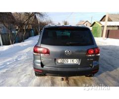 VW Туарег