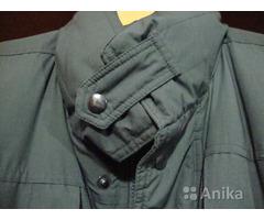 Плащ-пальто пуховое мужское