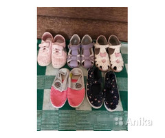 Обувь для садика по стельке от18см до 19.5см