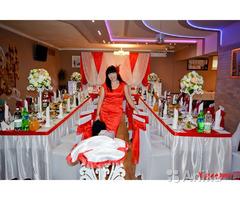 Тамада-ведущая на Вашу свадьбу, юбилей
