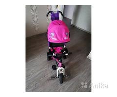 Детский велосипед Trike Flower