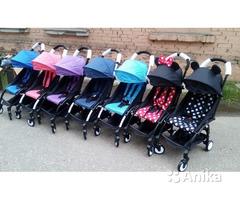 Прогулочные коляски Babytime