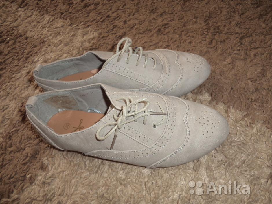 Туфли на девочку - 1