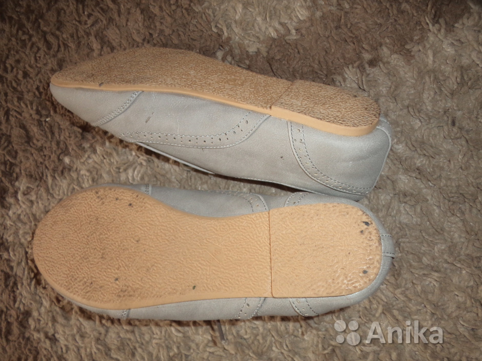 Туфли на девочку - 4