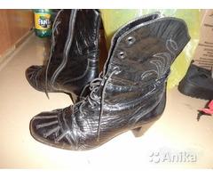 Полусапожки,ботиночки женские