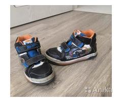 Ботинки HotWheels