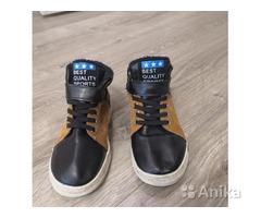 Ботинки легкие