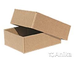 Ящики и коробки из гофрокартона