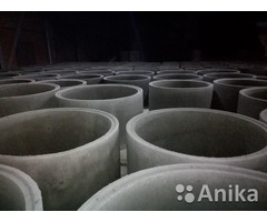 Кольца колодцев из бетона