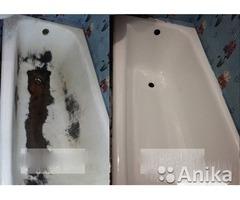 Реставрация ванн, раковин, поддонов