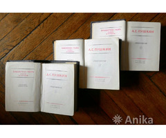 Пушкин А.С. Стихотворения (комплект из 3 книг).